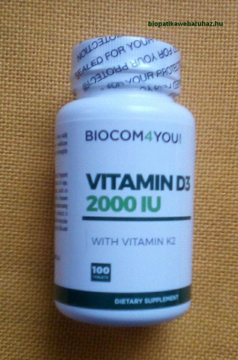 D-vitaminnal a pikkelysömör ellen