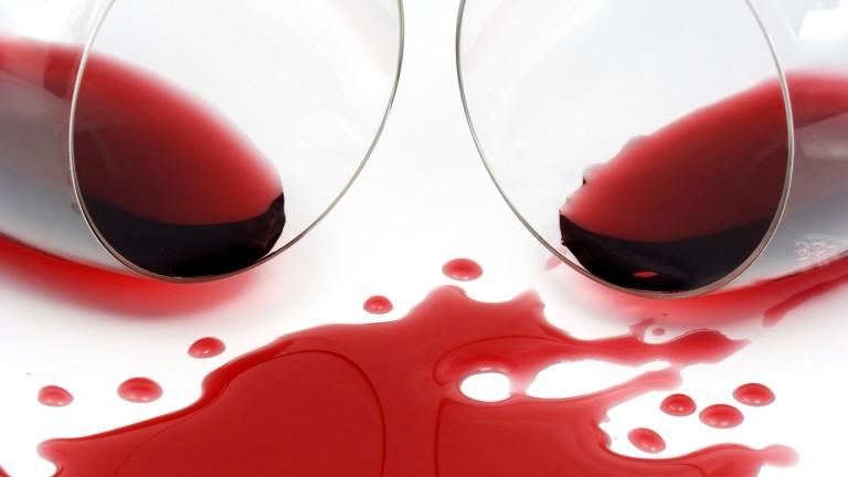 hogyan lehet eltávolítani egy piros foltot egy felszakadt edényből