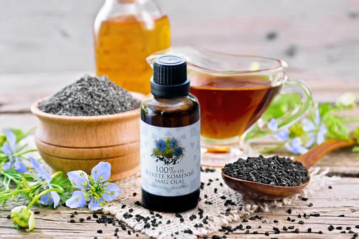A fekete köménymag-olaj bőrgyógyító hatásai - genetech.hu