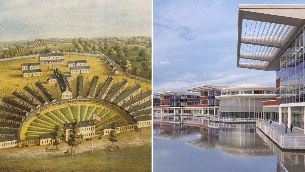 Egyetlen évszázad alatt jutott el a világ a barakkoktól az óriási szuperkórházakig | hu