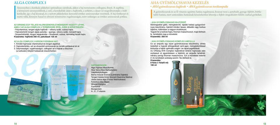 Pikkelysömör kezelése algaolajjal, Psoriasis halolaj - Elemzések November